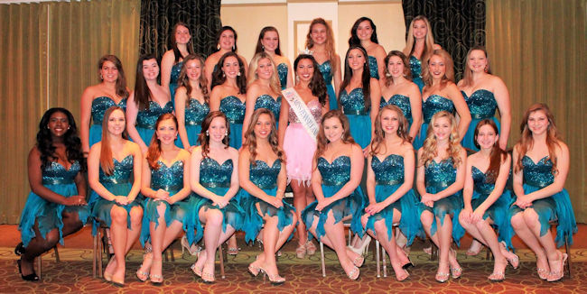 Miss Central Pennsylvania S Outstanding Teen 2015 Rebecca